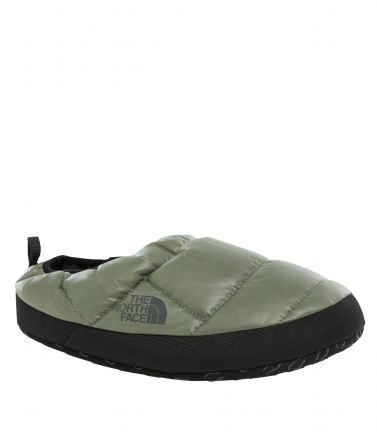 The North Face Mens Nuptse Insulated Mule Slippers