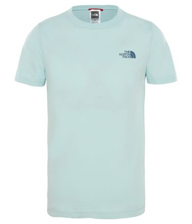 The North Face Youth Simple Dome Short Sleeved T-Shirt