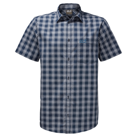 Jack Wolfskin Men's Hot Springs Shirt