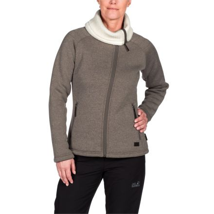 Jack Wolfskin Womens Terra Nova Fleece Jacket