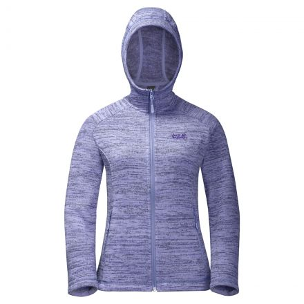 Jack Wolfskin Aquila Womens Hooded Fleece Jacket