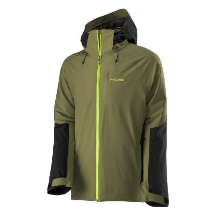 Head 2L Eclipse Mens Ski Jacket
