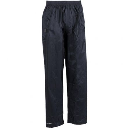 Trespass Unisex Packaway Waterproof Over Trousers