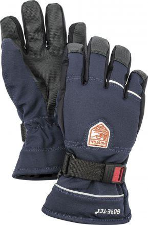 Hestra GORE-TEX Flex Junior Five Finger Kids Gloves