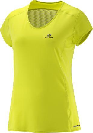 Salomon COMET PLUS Women's Short Sleeved T-shirt