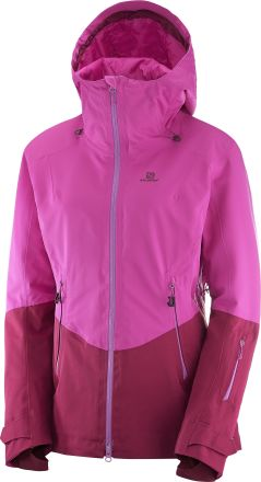 Salomon QST Guard Womens Ski Jacket
