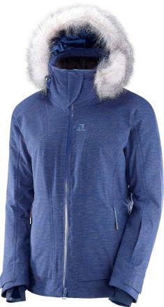 Salomon Weekend + Hooded Womens Ski Jacket