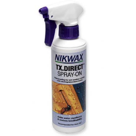 Nikwax TX Direct Waterproofing Pump Spray-On 300ml