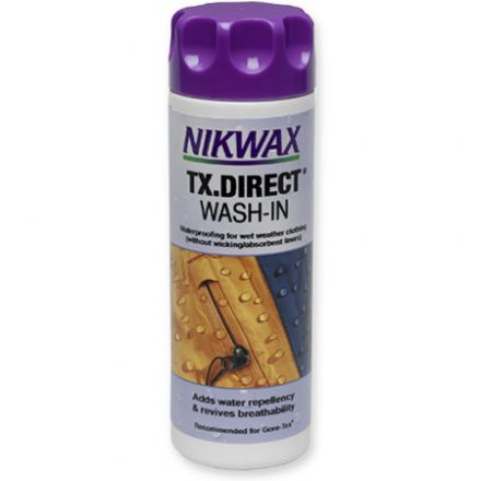 Nikwax TX Direct Waterproofing Wash In 300ml