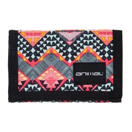 Animal Womens Trifold Wallet