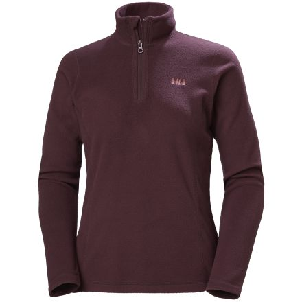 Helly Hansen Womens Daybreaker Half Zip Fleece