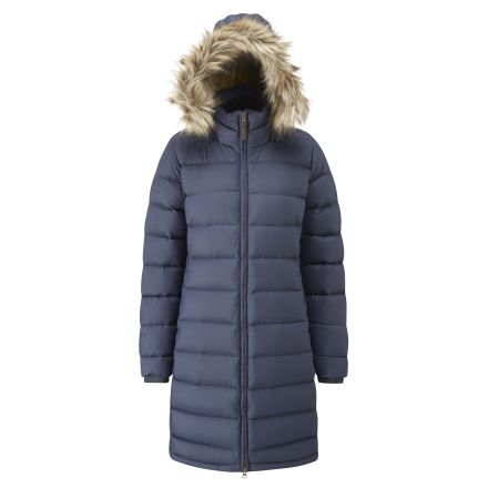 Rab Womens Deep Cover Down Parka Jacket
