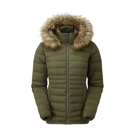 Sprayway Womens Roslin Insulated Hooded Jacket