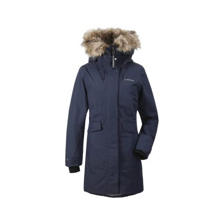 Didriksons Womens Erika Waterproof Insulated Parka Jacket