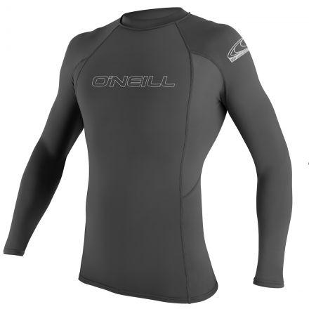 O'Neill Basic Skins Long Sleeve Mens Rash Vest
