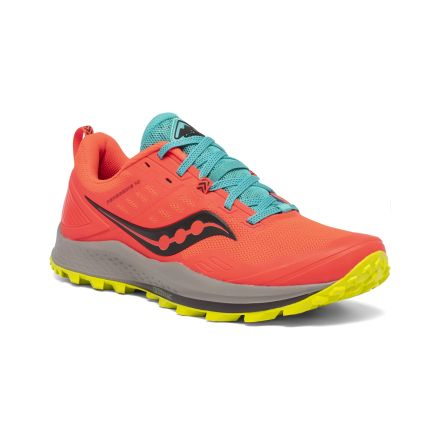 Saucony Mens Peregrine 10 Trail Running Shoes