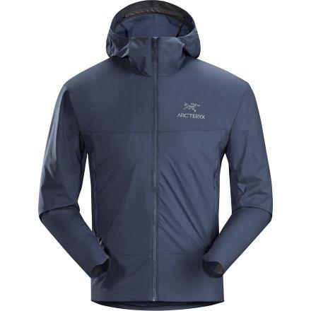Arcteryx Mens Atom Lightweight Hooded Insulated Jacket