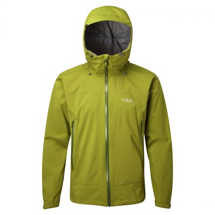 Rab Men's Downpour Plus Waterproof Jacket