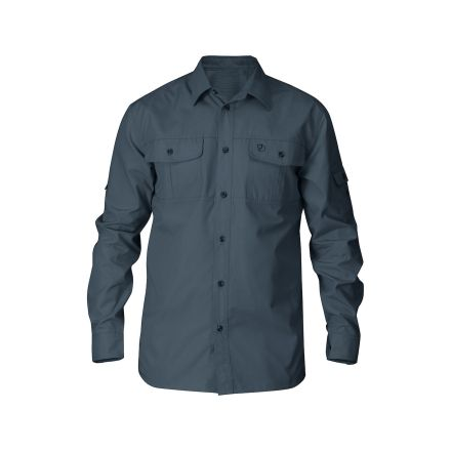 Fjallraven Mens Singi Long Sleeved Shirt