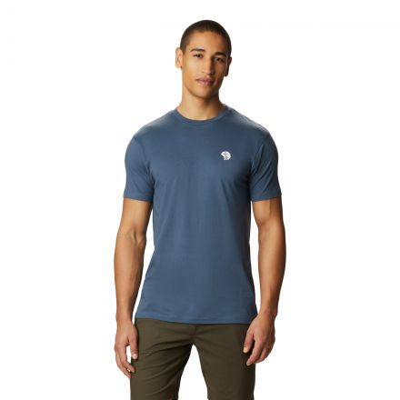 Mountain Hardwear Mens Logo Short Sleeve T Shirt