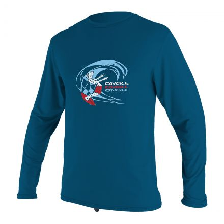 O'Neill Kids Ozone Long Sleeve UV Shirt