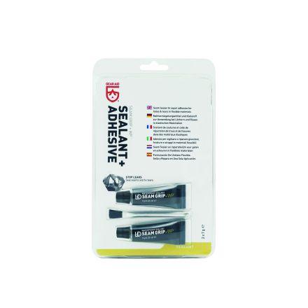 Gear Aid Seam Grip + WP Waterproof Sealant & Advesive 2 x 7g Tubes