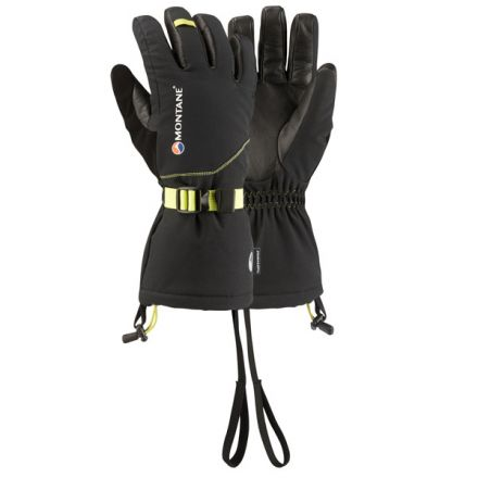 Montane Mens Alpine Stretch Primaloft Gloves