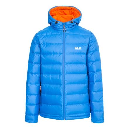 DLX Men's Ambrose Down Insulated Jacket