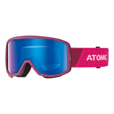 Atomic Junior Count Cylindrical Ski Goggles