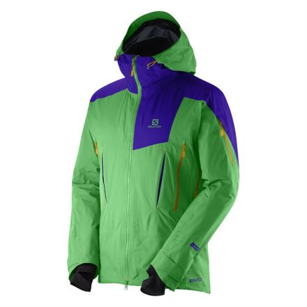 Salomon Men's Soulquest BC Gore-Tex Jacket