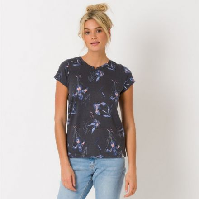 Animal Womens Ayiti Print T Shirt