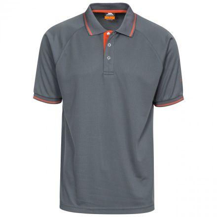 Trespass Men's Bonington Quick Dry Polo Shirt