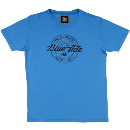 Blue Tide For The Journey T