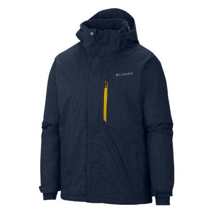 Columbia Mens Alpine Action Jacket