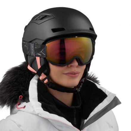 Salomon Womens QST CHARGE Ski Helmet