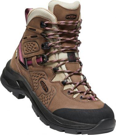 Keen Womens Karraig Mid Waterproof Boots