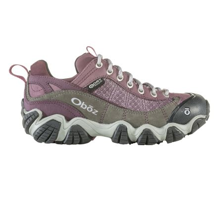 Oboz Womens Firebrand 11 Low Waterproof Walking Shoes