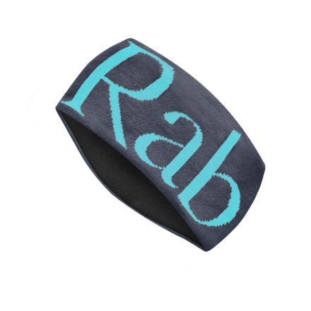 Rab Womens Knitted logo Headband