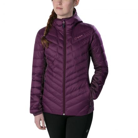 Berghaus Women's Tephra Stretch Reflect Insulated Jacket Winter Bloom