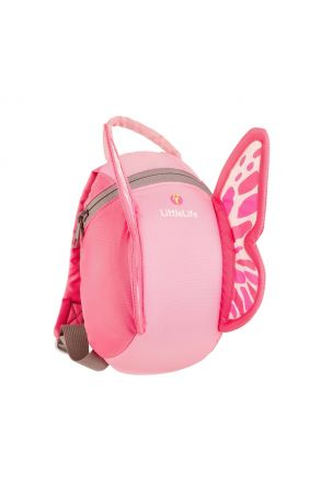 LittleLife Toddler Backpack Butterfly