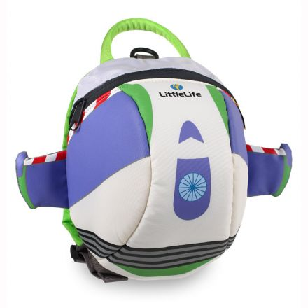LittleLife Buzz Lightyear Toddler Backpack with Rein