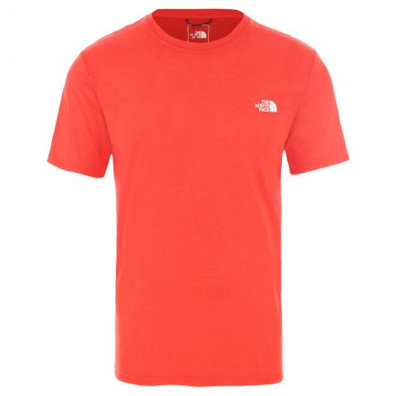 North Face Mens Reaxion Amp Crew T Shirt
