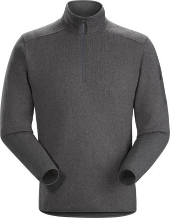 Arcteryx Mens Covert 1/2 Zip Fleece