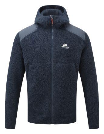 Mountain Equipment Mens Moreno Hooded Fleece Jacket