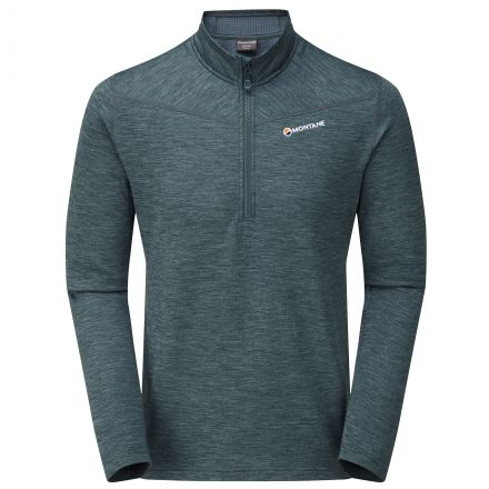 Montane Mens Protium Pull-On Fleece