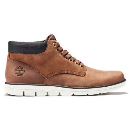 Timberland Bradstreet Mens Leather Chukka Boots