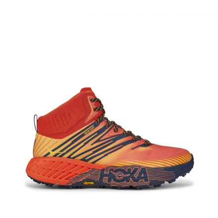 Hoka One One Mens Speedgoat Mid 2 Gore-Tex  Trail Running Shoes