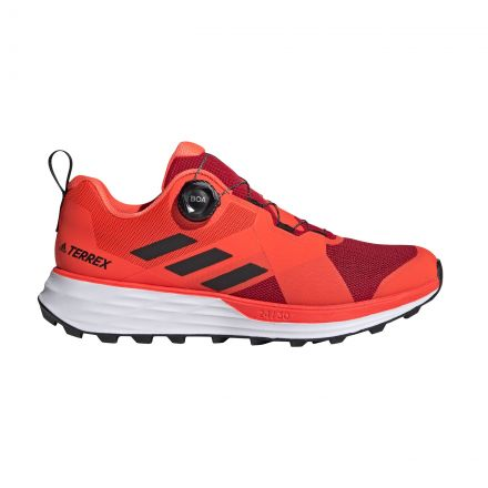 Adidas Mens Terrex Two Boa Trail Running Shoes