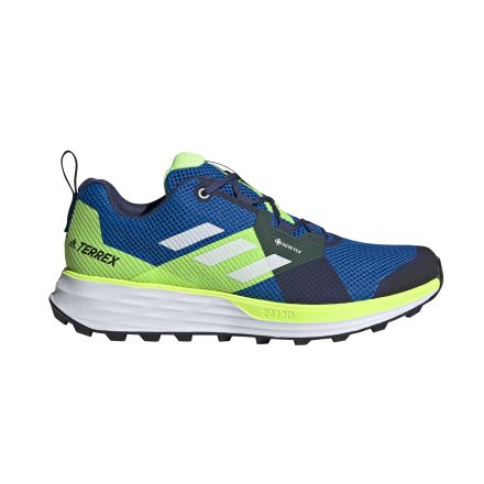 Adidas Mens Terrex Two Gore-Tex Trail Running Shoes