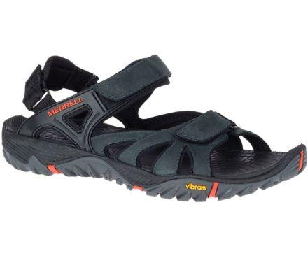 Merrell Men's All Out Blaze Sieve Convertible Hydro Hiker Shoe